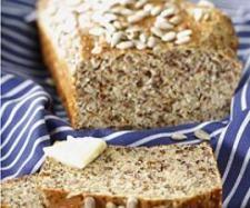 Rezept saftiges Low Carb Brot mit Quark (Logi) von Filou78 - Rezept der Kategorie Brot & Brötchen