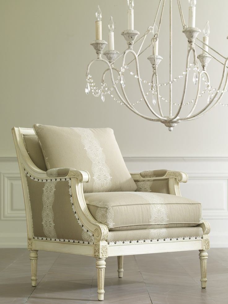 Ethan Allen Furniture And Design. May We Adore This Fairfax Chair For A  Moment?
