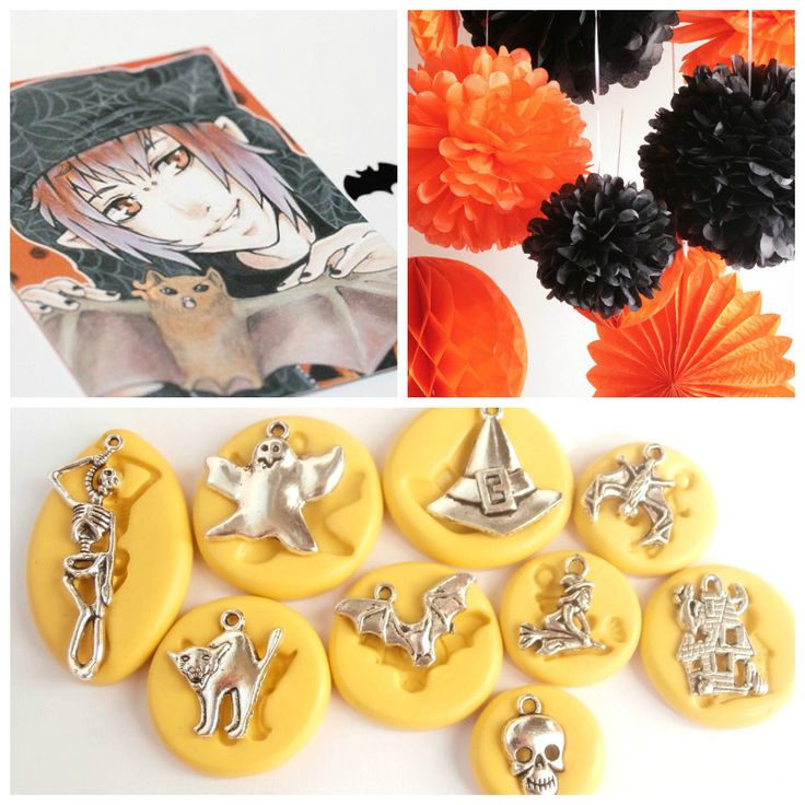 The Picture Garden: Austrian Etsy ... is getting ready for Halloween!
