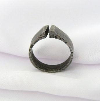 Gimli ~ damasteel šperky a prsteny Cubick