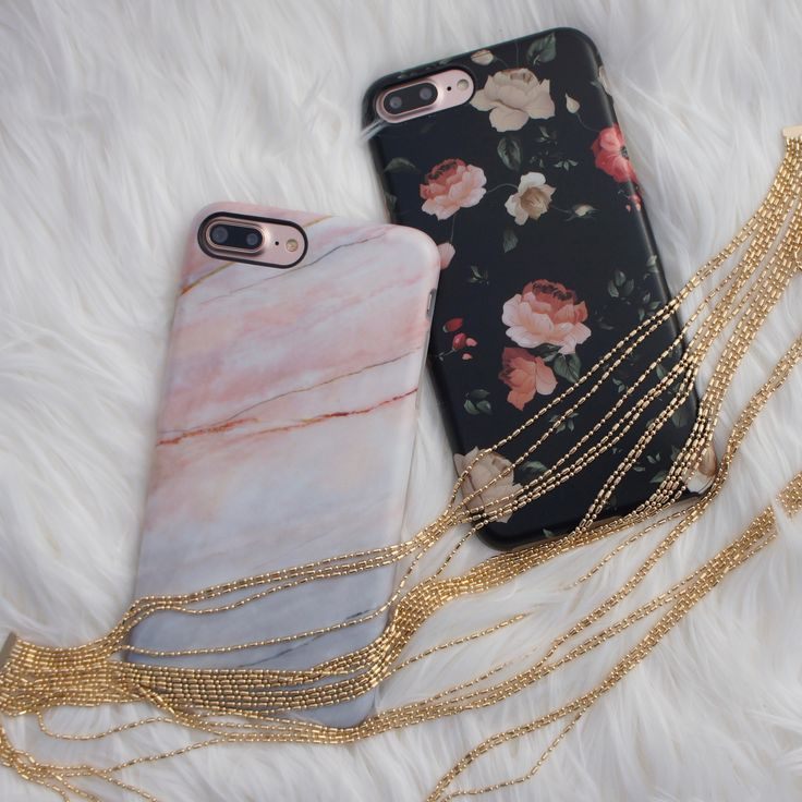 Friday Night  ✨ #elementalcases Smoked Coral & Dark Rose Case for iPhone 7 & iPhone 7 Plus from Elemental Cases