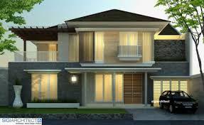 Image result for gambar rumah tropis modern 1 lantai 3 kamar tidur
