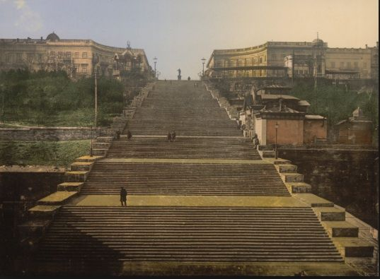 Odessa's iconic sight- the Potemkin Steps #Tour #Odessa