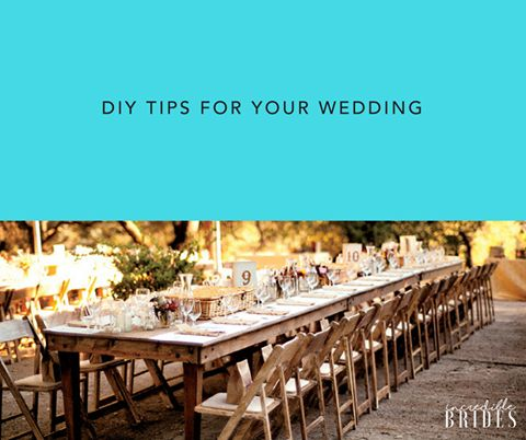 We are super excited to launch early next year. We will have amazing DIY tips you can use for your wedding!