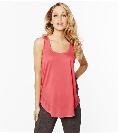 A relaxed cut and back pleat are what make this cute pink shirt so effortlessly chic. ❈
