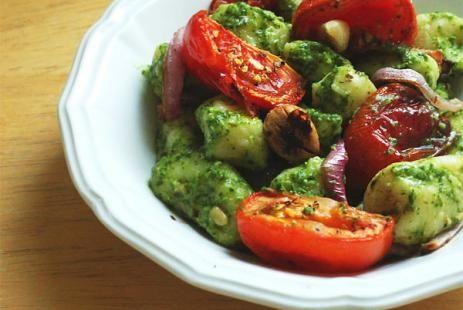 Ньокки с соусом песто из цуккини рецепт :: JV.RU — Фитнес, здоровье, красота, диеты