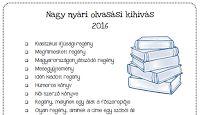 Blog az iskolai könyvtári munkáról, egy könyvtárostanár tevékenységeiről.