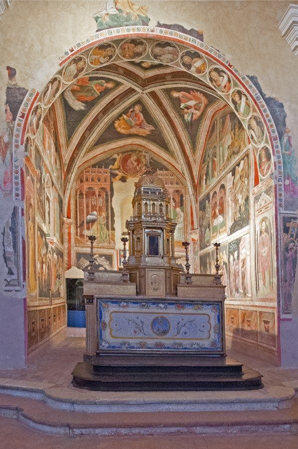 246 fantastiche immagini su italia cappelle museo su for Giardino e nome collettivo
