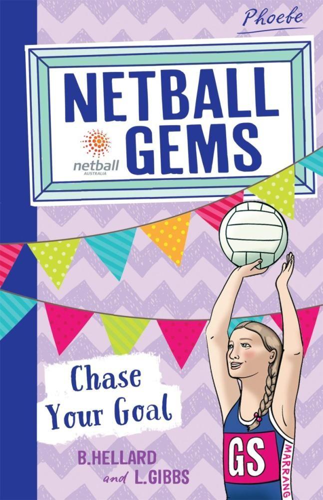 Netball Gems by Lisa Gibbs and Bernadette Hellard http://childrensbooksdaily.com/book-people-lisa-gibbs-and-bernadette-hellard-netball-gems/