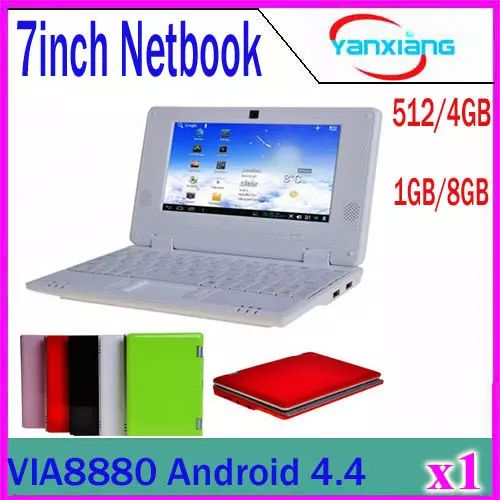 best lightweight laptop of various brands and models are provided by yanxiangziyan568, you can choose the chpost 1pcs new 7 netbook android 4.4 operation system dual core wifi 7inch laptop,pocket notebook,mini computer zy-bj-1 and best notebook computers suitable for you, and best pc laptop can rock your life.