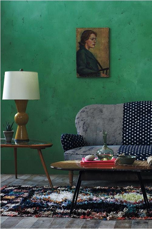 Simple interest- emerald green