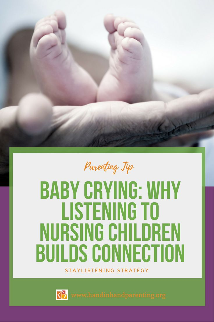 Baby Crying Why Listening To Nursing Children Builds -9284