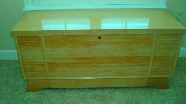how to build a cedar chest