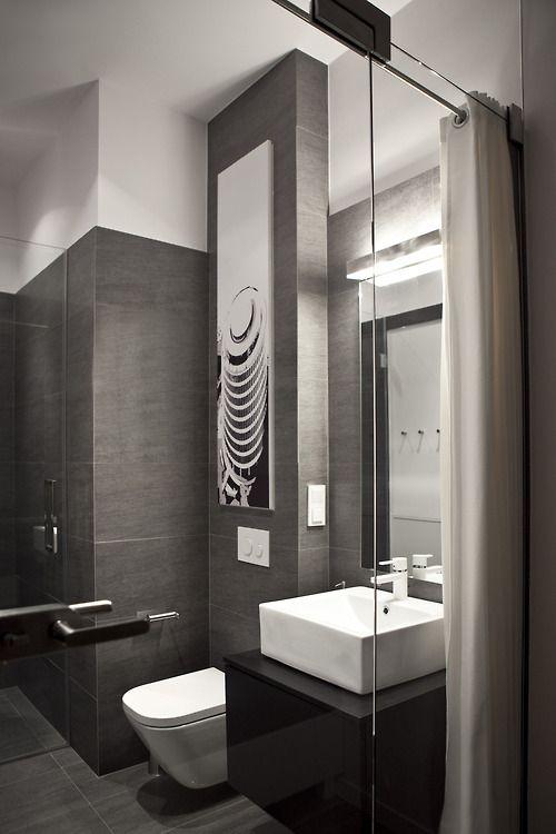 Die besten 25+ Badezimmer 9m2 Ideen auf Pinterest Wäschereibad - bank fürs badezimmer