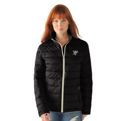 Women's Pittsburgh Penguins G-III Sports by Carl Banks Black Packable Jacket