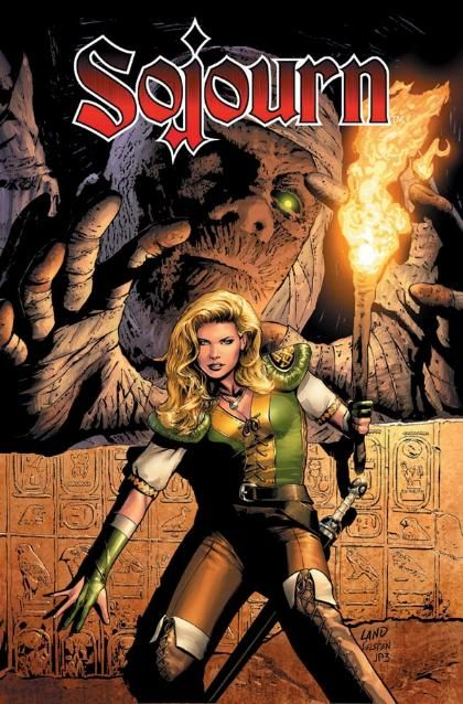 Book Cover Art Search : Greg land sojourn comics pinterest