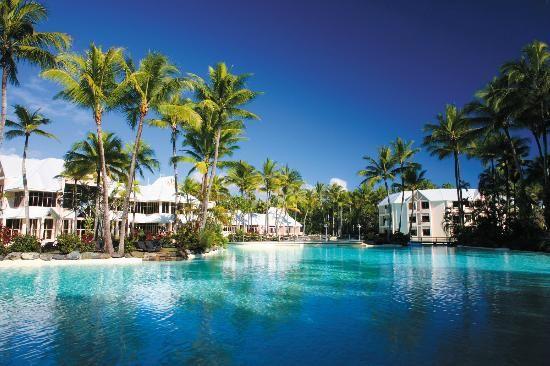 Sheraton Mirage Port Douglas Resort.