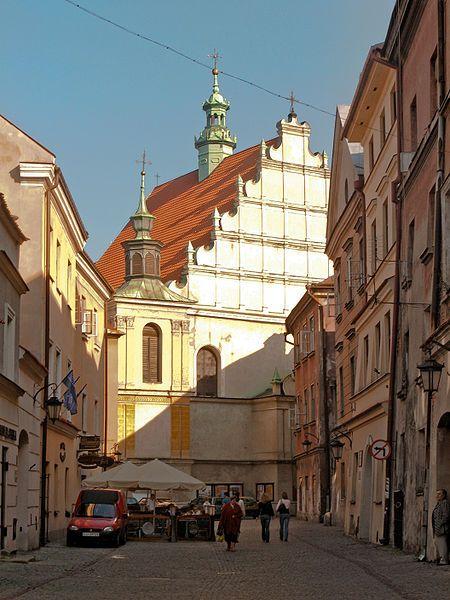 Lubelska bazylika. #dominikanie #lublin #klasztor