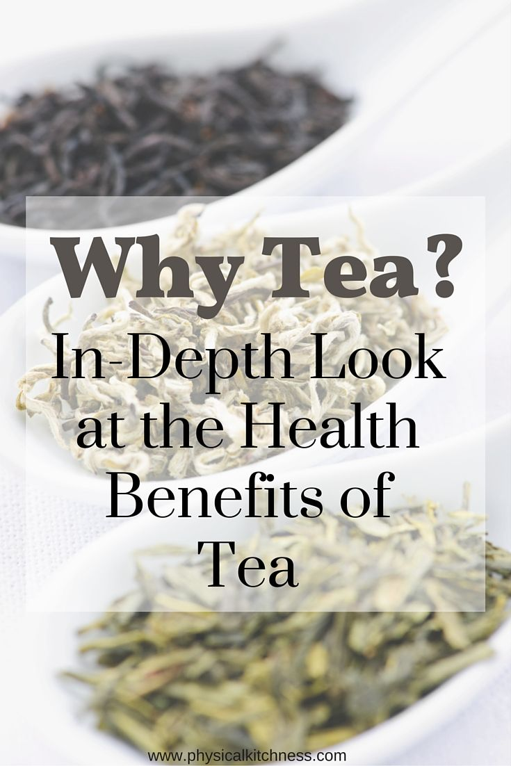 An in-depth look at the health benefits of tea. Why you should drink it, the effects it has on your body, and the emotional well-being properties