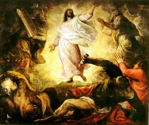 Transfiguration of Jesus - Bing Images