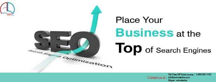 Place your business at top of Search Engines.