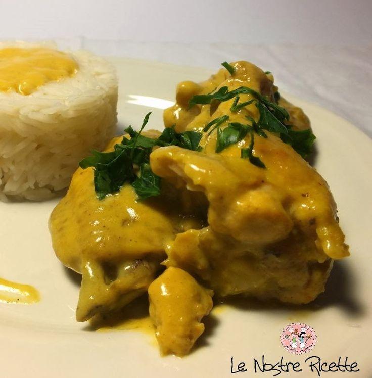 Le nostre Ricette: Pollo al Curry