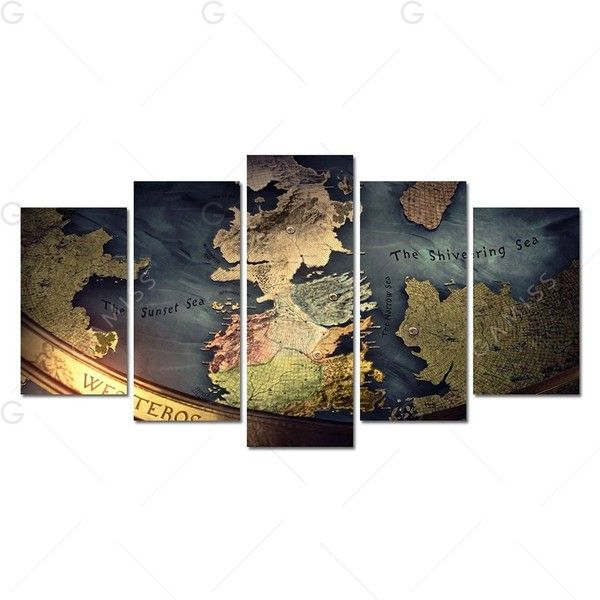 Nautical Maps Pattern Wall Art Unframed Canvas Paintings ($15) ❤ liked on Polyvore featuring home, home decor, wall art, canvas painting, nautical themed wall decals, map wall decal, map painting and nautical wall art
