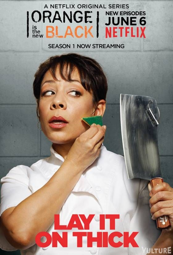Orange is the New Black : New Season June 6, 2014 ~ Selenis Leyva -- a.K.a. Gloria Mendoza