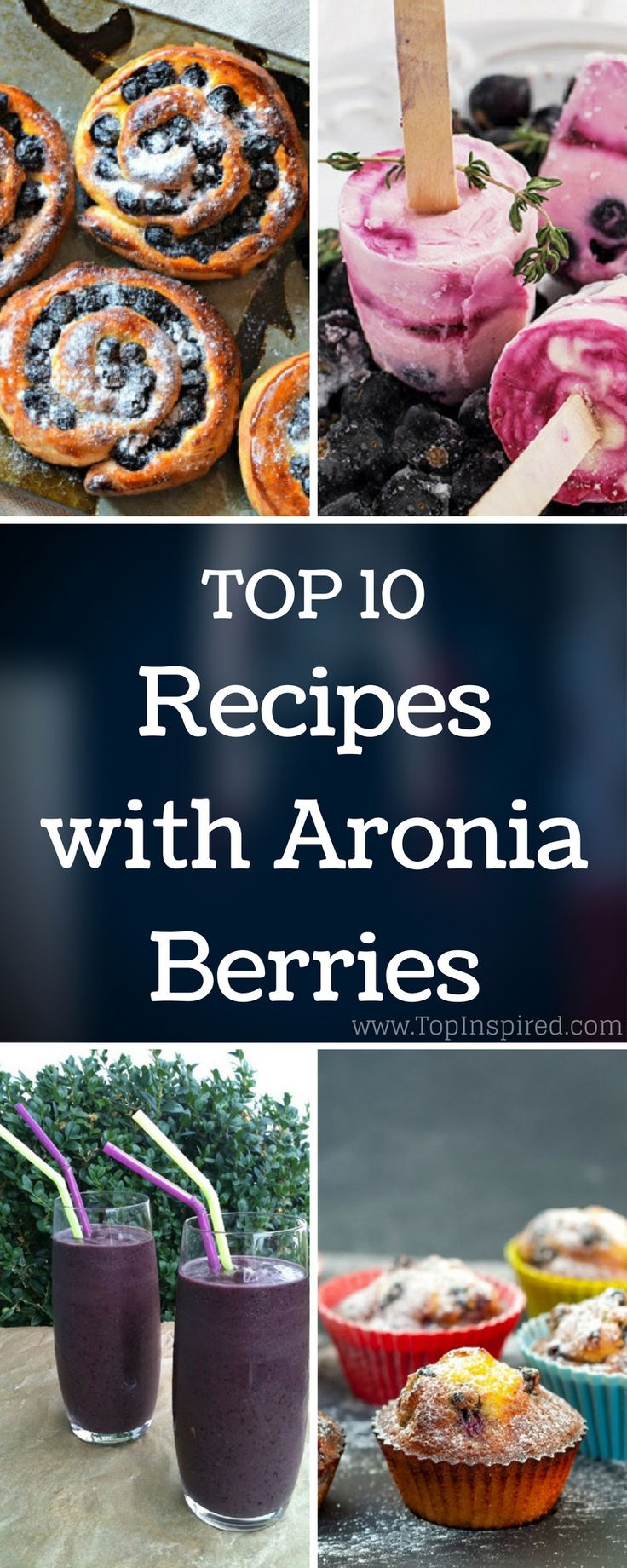Due to its long list of health benefits, aronia berry well deserve being labelled a superfood. #aronia  via @Topinspired