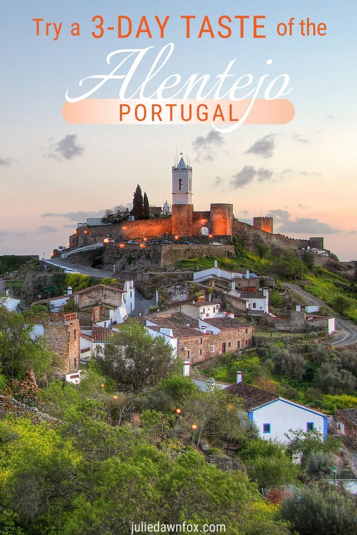 3 Days Taste Of The Alentejo Itinerary From Lisbon Portugal