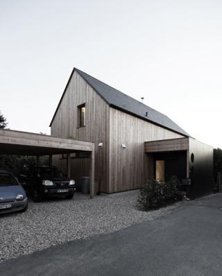 Maison Lente/ Karawitz Architecture/ Yvelines, France