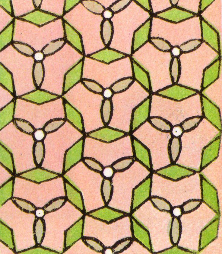 Wallpaper group-p31m - Wallpaper group - Wikipedia, the free encyclopedia