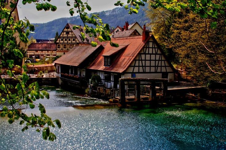 Blaubeuren ~ Germany # Panoramio By A.W..63360950