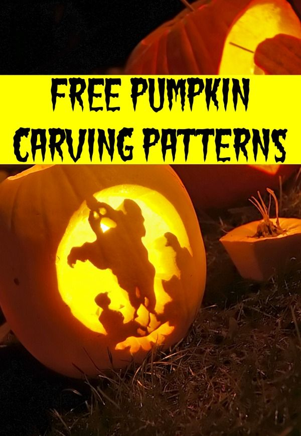 disney pumpkin carvings and free pumpkin carving patterns on