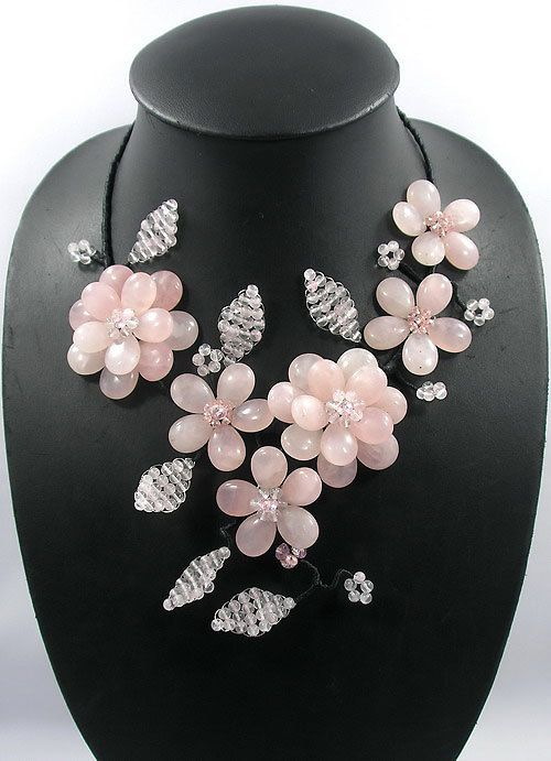 bridesmaid gifts,gem necklace,beadwork necklace,Beaded Jewelry,bib necklace,statement necklace,strand necklace