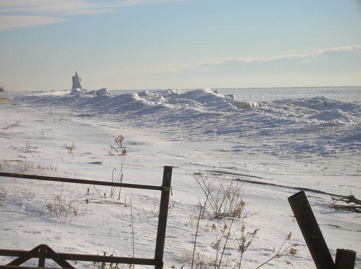 Port of Newcastle-Ontario Jan.2014