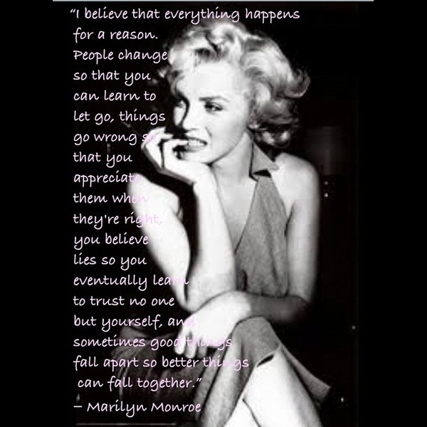 Good Quotes Marilyn Monroe: 22 Best Marilyn Sayings Images On Pinterest