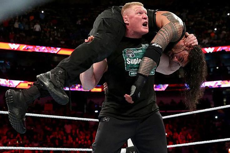 Video Of Brock Lesnar's F5 From WWE Live Event, Sasha Banks Makes A New Friend, Charlotte Shows Off