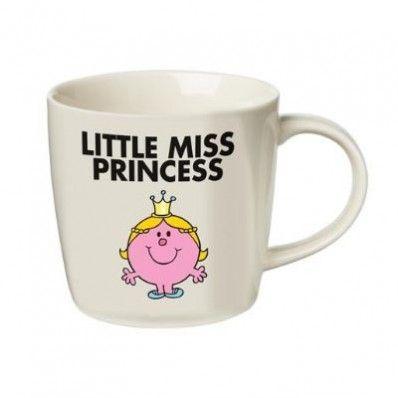 Little Miss Princess Mug :)
