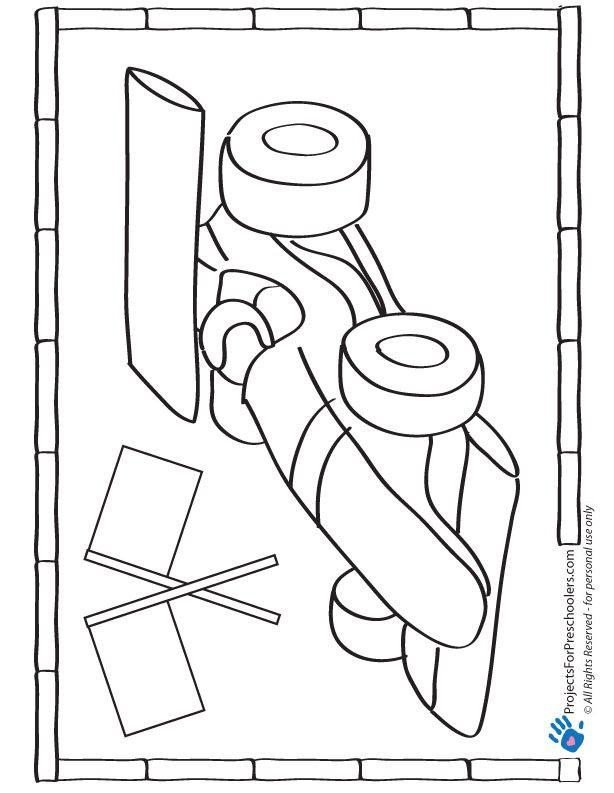 Race Car Printables