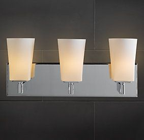 Bathroom Lighting Restoration Hardware 19 best bathroom lighting images on pinterest | bathroom lighting
