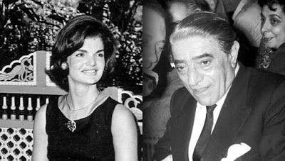 Άγνωστες λεπτομέρειες του γάμου του Ωνάση με την Τζάκι βλέπουν το φως της δημοσιότητας