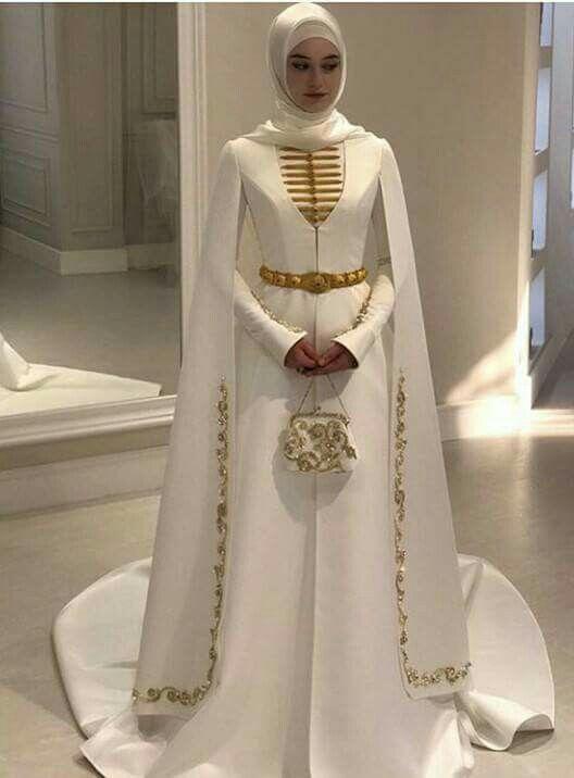 Wow. Futeristic. A bride, or a nun?!