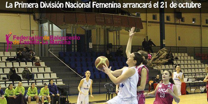 La Primera División Femenina de Castilla-La Mancha arrancará definitivamente el próximo 21 de octubre donde estará elCP Miralvalle Plasencia.