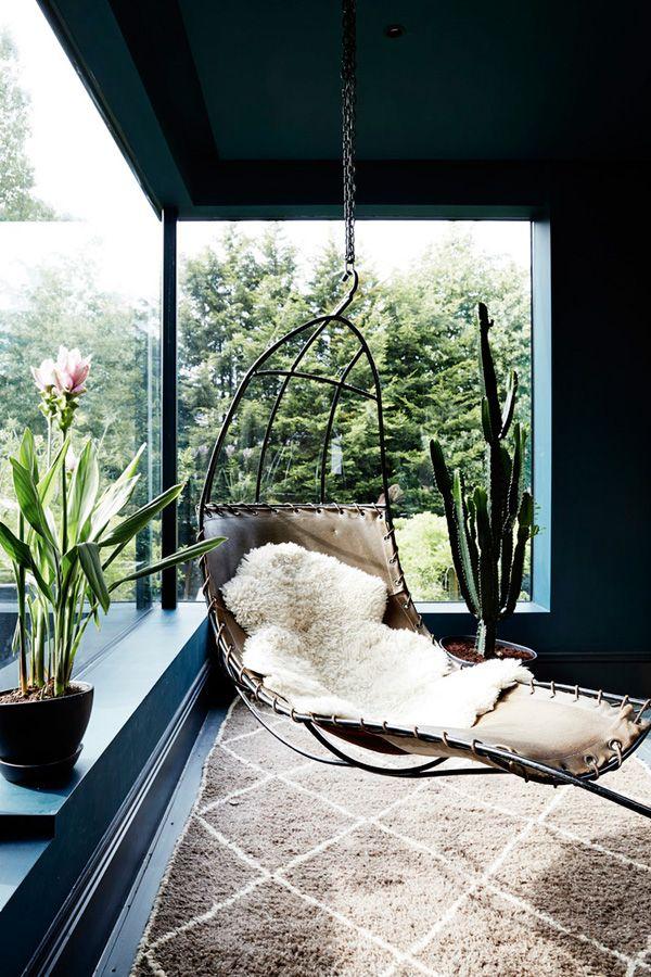 Five DoorsDown - desire to inspire - desiretoinspire.net - lordshippark.com - hanging chair