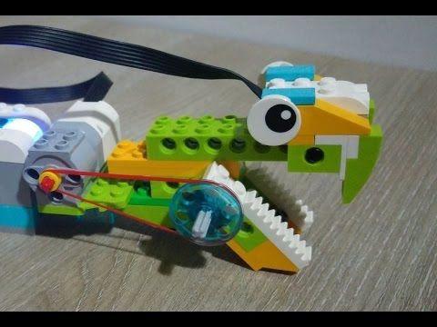 Lego Wedo 2.0 Balık ve Yılan Robotlar