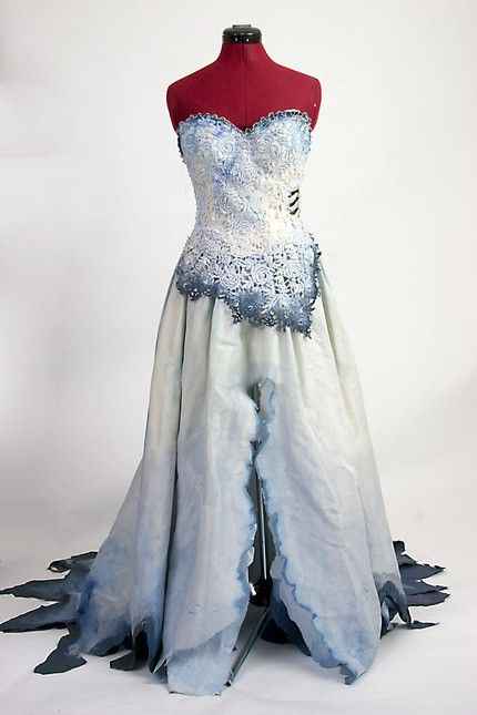 1000 images about corpse bride costume on pinterest tim for Corpse bride wedding dress for sale