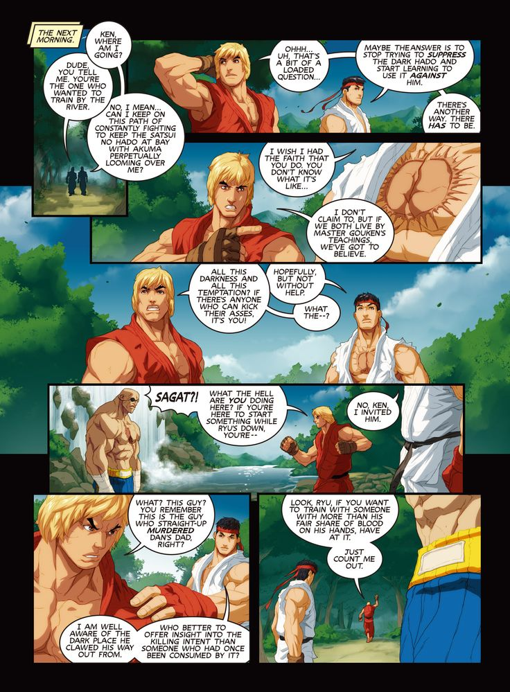 Street Fighter Unlimited (2015) 2 Page 15
