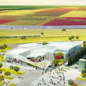 SO-IL chosen for art museum  at University of California