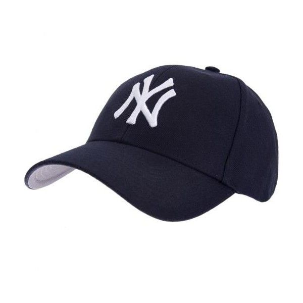 New York Yankees Logo MVP Adjustable Baseball Cap Hartford Courant (30 AUD) ❤ liked on Polyvore featuring accessories, hats, adjustable baseball hats, baseball caps hats, baseball cap, yankees baseball hat and yankees hat